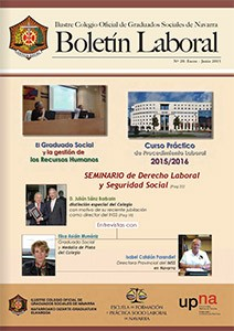 Boletin Laboral ENE-JUN 2015
